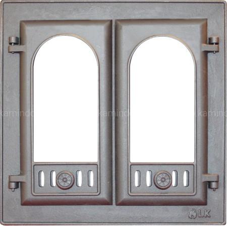 Каминная дверца LK 301