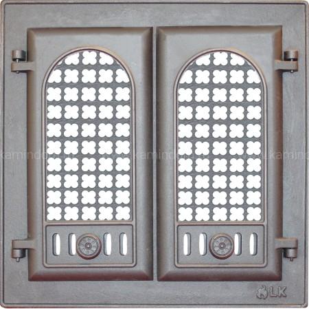 Каминная дверца LK 302