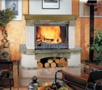 Каминная облицовка Bella Italia Dijon (Дижон) пристенная