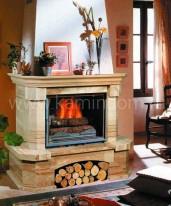 Каминная облицовка Bella Italia Sevilla (Сивилла) пристенная