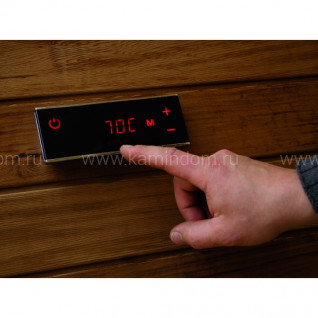 Электрическая печь для сауны Harvia Cilindro PC110VHEE