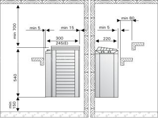 Электрическая печь для сауны Harvia Compact JM25E