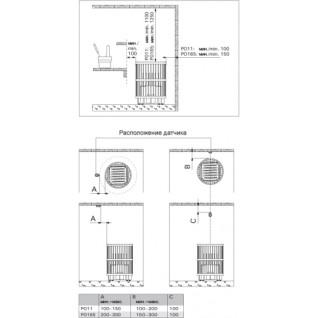 Электрическая печь для сауны Harvia Legend PO165