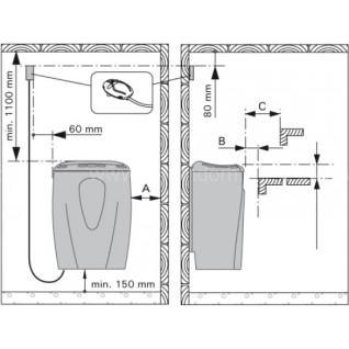 Электрическая печь для сауны Harvia Moderna V45E