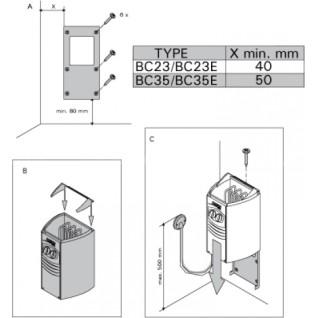 Электрическая печь для сауны Harvia Vega Compact BC35E