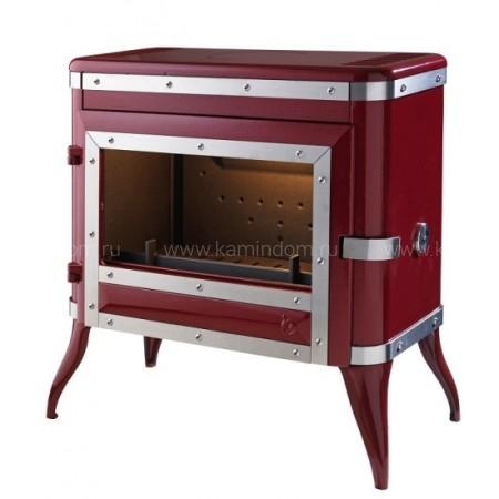 Печь-камин Invicta Tennessee красный