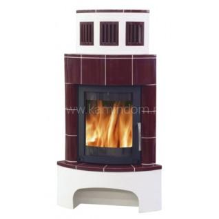 Кафельная печь-камин ABX Normandie