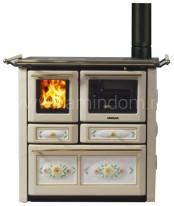 Отопительно-варочная печь Lincar Aurora 148 VL