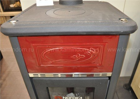 Отопительно-варочная печь La Nordica Dorella L8