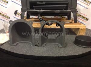 Отопительно-варочная печь La Nordica Isotta con cerchi