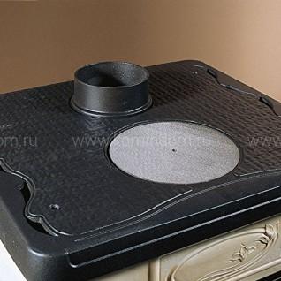 Отопительно-варочная печь La Nordica Rossella Plus Con Forno