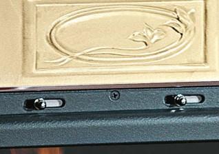 Отопительно-варочная печь La Nordica Rossella R1