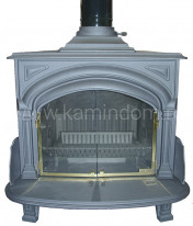 Печь-камин Hergom Franklin 90