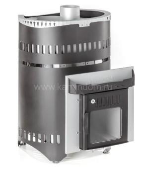 Дровяная печь для бани Ферингер «Золотое сечение» Добрыня 'До 30 м³' - Телескоп