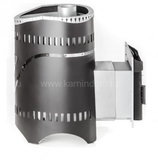 Дровяная печь для бани Ферингер «Золотое сечение» Классика 'До 18 м³' - Телескоп