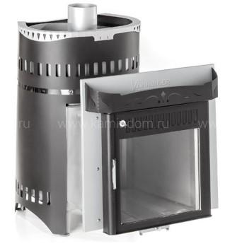 Дровяная печь для бани Ферингер «Золотое сечение» Классика 'До 18 м³' - Экран