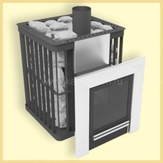 Дровяная печь для бани МЕТА METAFIRE Сахалин 20