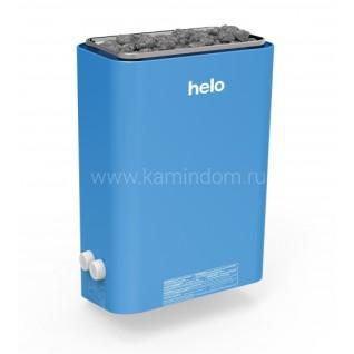 Электрокаменка Helo VIENNA 80 STS (цвет - голубой)