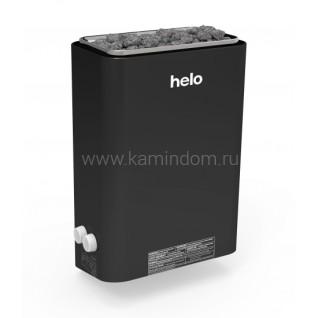 Электрокаменка Helo VIENNA 80 STS (цвет - черный)