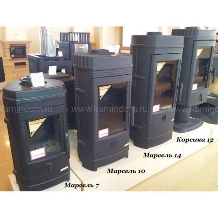 Печь-камин МЕТА ArdenFire Марсель 10