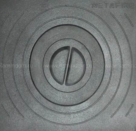 Печь-камин МЕТА MetaFire Нарва с плитой