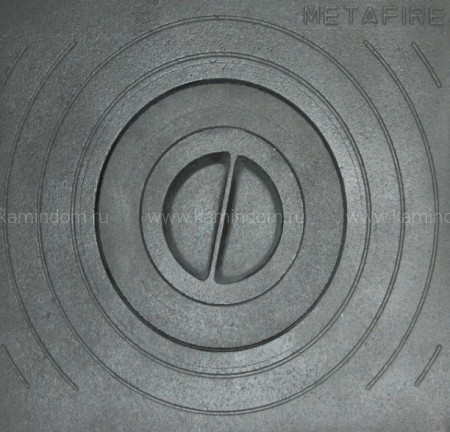 Печь-камин МЕТА MetaFire Ока