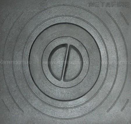 Печь-камин МЕТА MetaFire Ока с плитой