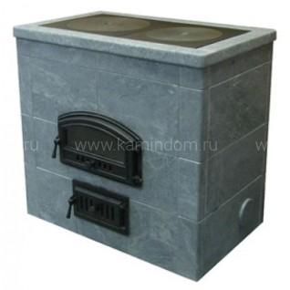 Отопительно-варочная печь Теплый Камень