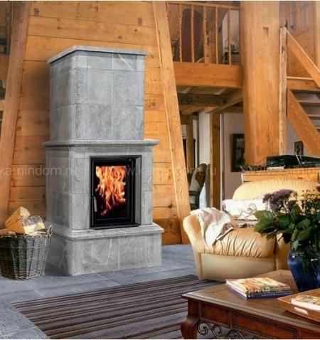 Печь-камин Теплый Камень EP8 (Brunner)