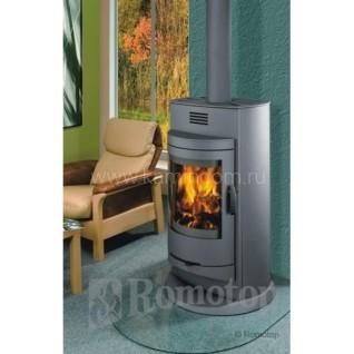 Печь-камин Romotop ASTORGA листовой металл