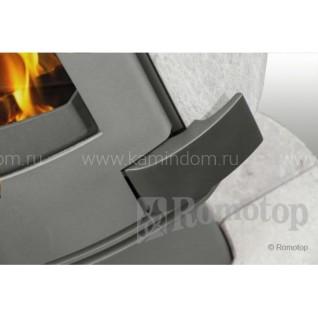 Печь-камин Romotop AVILA T камень
