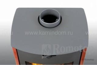 Печь-камин Romotop Tala 12 (керамика)
