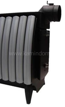 Отопительная печь Термофор Огонь-батарея 7 Антрацит