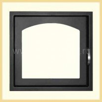 Дверь каминная МЕТА ДК555-1А