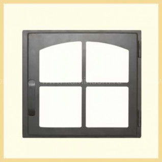 Дверь печная МЕТА ДЕ424-1К