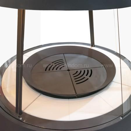 Камин Hergom Mallorca без стекла
