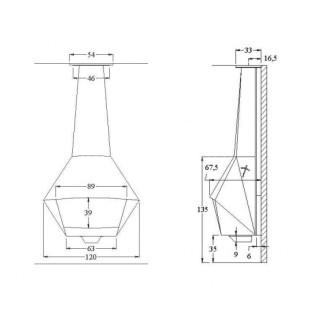 Камин Don-bar 7120