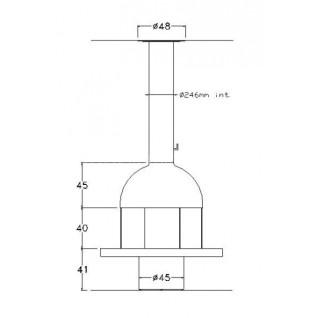Камин Don-bar 83-123
