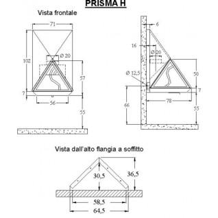 Камин Don-bar Prisma H