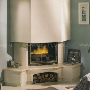Каминная облицовка Chazelles Sisteron
