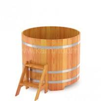 Купель для бани и сауны Bentwood d=1.17х1 м