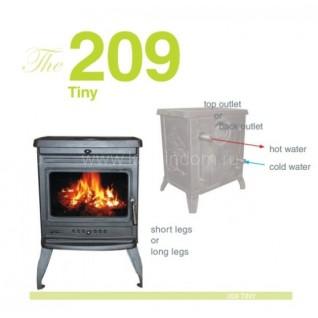Отопительная печь Cashin 209 Tiny