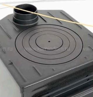 Отопительная печь Sideros BRUCIATUTO Krystal 870LB