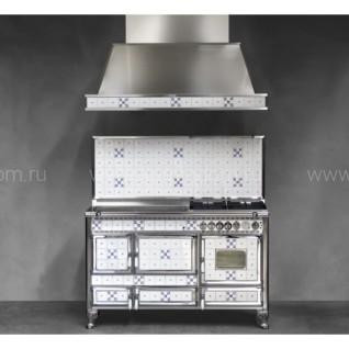 Отопительно-варочная печь-плита J.Corradi Borgo Antico 140LGET
