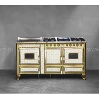 Отопительно-варочная печь-плита J.Corradi Borgo Antico 160LGE