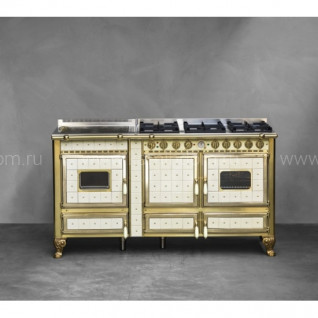 Отопительно-варочная печь-плита J.Corradi Borgo Antico 160LGET