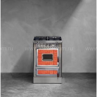 Отопительно-варочная печь-плита J.Corradi Borgo Antico 60GE