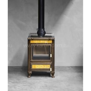 Отопительно-варочная печь-плита J.Corradi Borgo Antico 60LT