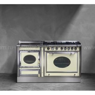 Отопительно-варочная печь-плита J.Corradi Country 150LTGE