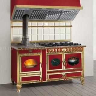Отопительно-варочная печь-плита J.Corradi Country 162LGE